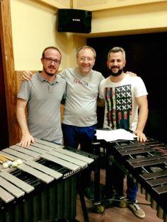 Con Ramón Garcia i Soler/ Septiembre 2016